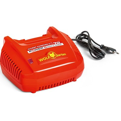 Wolf Garten Fast Charger for 72V Li-ion Power Battery