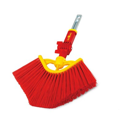 Wolf Garten Multi-Change® Angle Broom 25cm