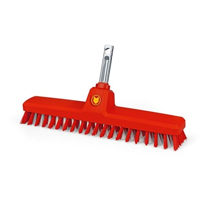 Wolf Garten Multi-Change® Decking Brush