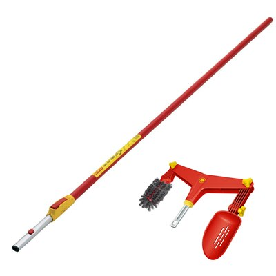 Wolf Garten Gutter Cleaner Bundle