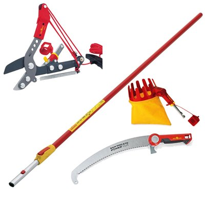 Wolf Garten Professional Fruit Picker Bundle